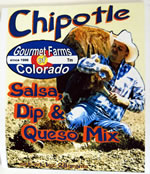Chipotle Salsa, Dip & Queso Mix from Gourmet Farms of Colorado